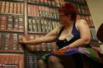 ValgasmicExposed. The Librarian Free Pic 15