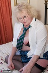 ClaireKnight. School Girl Strip Free Pic 15