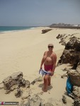 Barby. Quad Bikes Topless In Cape Verde Free Pic 10