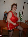 KinkyCarol. Woman In The Red Dress Free Pic 5