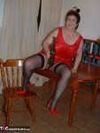 KinkyCarol. Woman In The Red Dress Free Pic 6