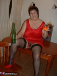 KinkyCarol. Woman In The Red Dress Free Pic 7