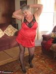 Girdle Goddess. Black Bodyshaper Free Pic 5