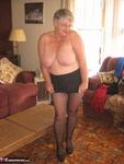 Girdle Goddess. Black Bodyshaper Free Pic 12