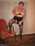 Girdle Goddess. Glittering In Gold Free Pic 11
