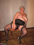 Girdle Goddess. Glittering In Gold Free Pic 16