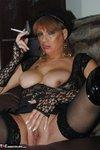 . Mistress Smoking Free Pic 5