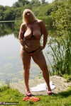 Melody. Peach By The Lake Free Pic