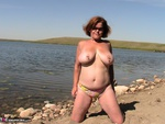 MishaMILF. Private Beach Free Pic 13