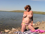 MishaMILF. Private Beach Free Pic 14