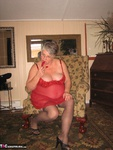 GirdleGoddess. Red Hot Momma Free Pic 7