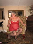 GirdleGoddess. Red Hot Momma Free Pic 8