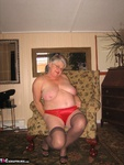 GirdleGoddess. Red Hot Momma Free Pic 14