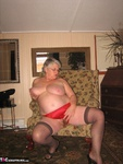 GirdleGoddess. Red Hot Momma Free Pic 15