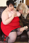 Jenny4Fun. Jenny & Double Dee On The Sofa Free Pic 6