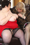 Jenny4Fun. Jenny & Double Dee On The Sofa Free Pic 8