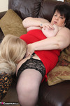 Jenny4Fun. Jenny & Double Dee On The Sofa Free Pic 18