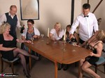 ClaireKnight. The Dinner Party Free Pic