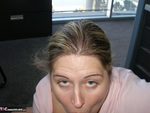 GangbangMomma. Office Girl Facial Free Pic 12