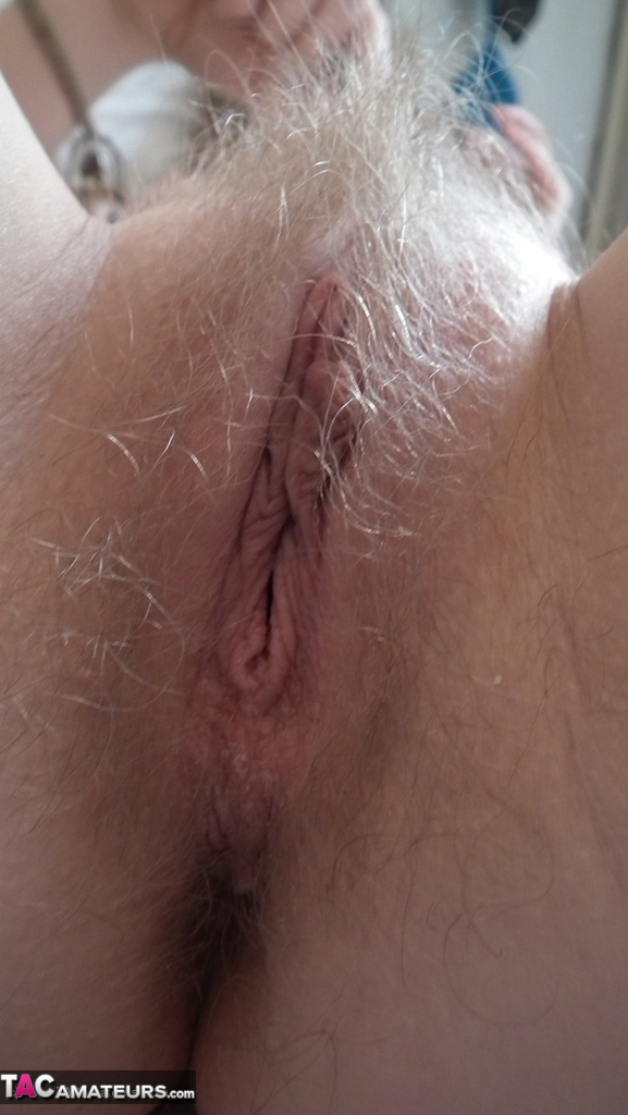 Pure blonde pussy — 6