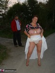 KinkyCarol. Evening Flashing Free Pic
