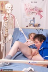 SpeedyBee. School Girl Speedy's Hospital Visit Free Pic
