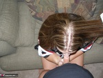 GangbangMomma. Pony Tail Mouthful Free Pic