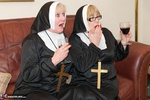ClaireKnight. Two Naughty Nuns Free Pic 12