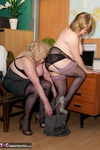 ClaireKnight. In The Office With Trisha Free Pic 2