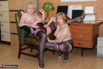 ClaireKnight. In The Office With Trisha Free Pic