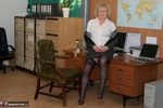 ClaireKnight. In The Office With Trisha Free Pic 13
