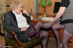 ClaireKnight. In The Office With Trisha Free Pic 17