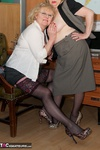 ClaireKnight. In The Office With Trisha Free Pic 19