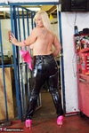 Melody. PVC Trousers In The Cage Pt2 Free Pic 1