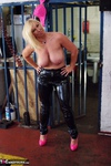 Melody. PVC Trousers In The Cage Pt2 Free Pic 14