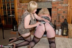 ClaireKnight. By The Fire Pt1 Free Pic 9