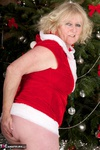 ClaireKnight. Christmas Strip Free Pic