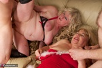 ClaireKnight. Christmas Orgy Pt2 Free Pic 5