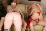 ClaireKnight. Christmas Orgy Pt2 Free Pic 9