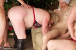 ClaireKnight. Christmas Orgy Pt2 Free Pic 11