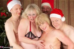 ClaireKnight. Christmas Orgy Pt2 Free Pic 17