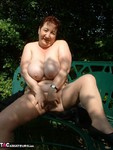 KinkyCarol. Out & About Free Pic