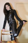 Charly. Leather Show Free Pic 7