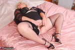 Fanny. Sheer Black Camisole Free Pic