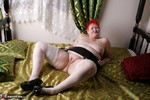 ValGasmic Exposed. Four Poster Bed Free Pic 10