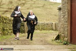 ClaireKnight. Nuns On The Run Free Pic 2