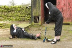 ClaireKnight. Nuns On The Run Free Pic 5