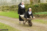 ClaireKnight. Nuns On The Run Free Pic 14