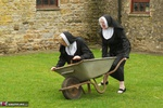 ClaireKnight. Nuns On The Run Free Pic 15