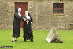 ClaireKnight. Nuns On The Run Free Pic 16